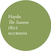 Haydn The Seasons 1801